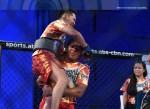 CJ De Tomas savors sweet revenge for his father...