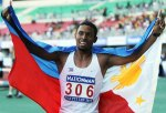 Track gets its stars from abroad.