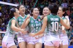 La Salle took Years 1 and 2 of the 5-year feud.