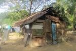 A typical Tagbanua home.