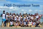 The PADS Dragon Boat Team, an inspiration to everyone else.