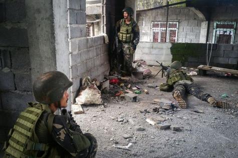 Marawi clash