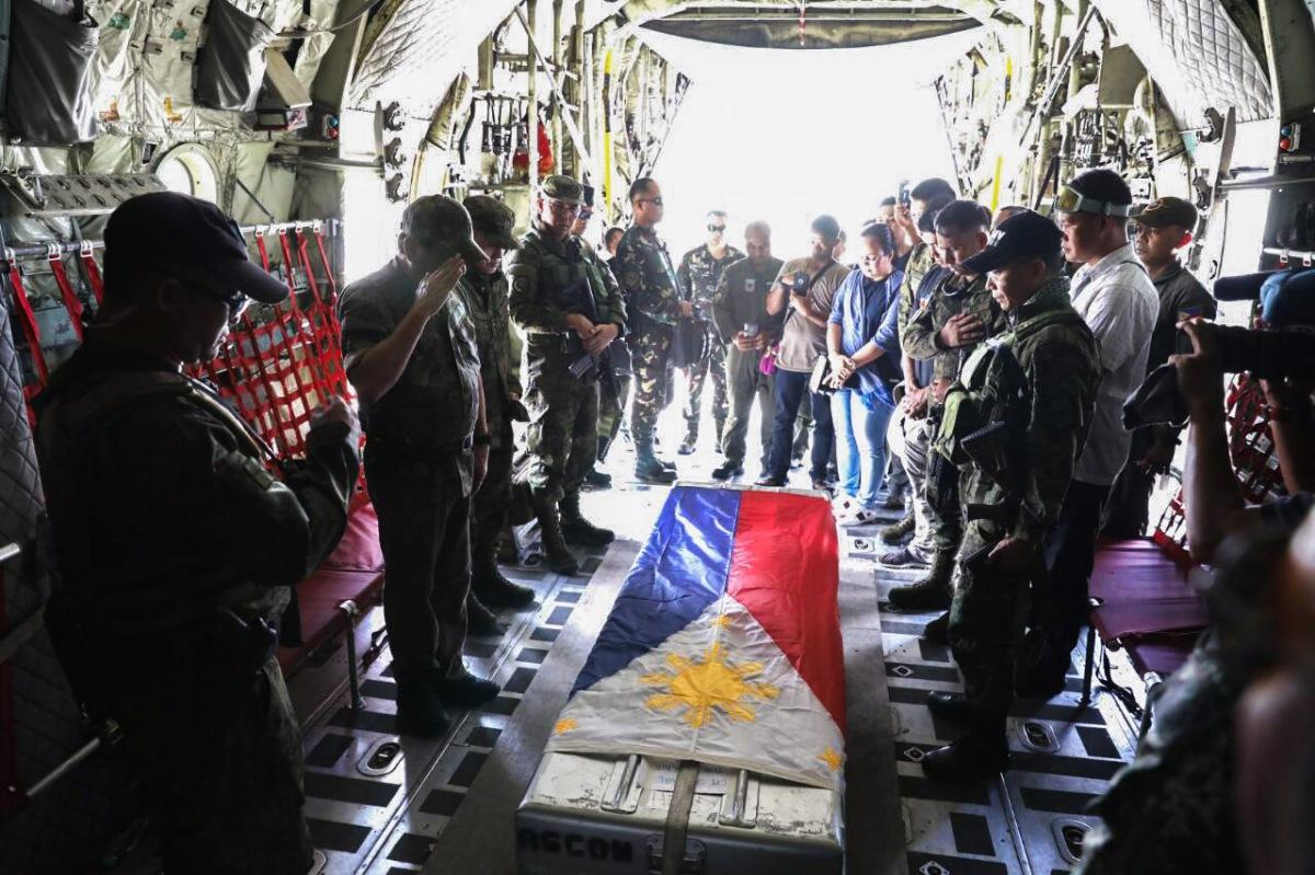 Scout Ranger Captain Rommel Sandoval's Promise: 'Walang Iwanan'