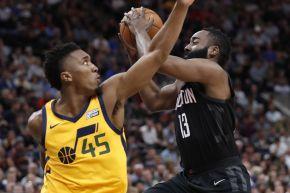 Rockets bend the Jazz 4-1 (SLC Dunk)