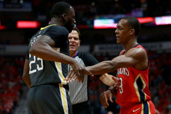 Warriors end the Pelican dream 4-1 (SB Nation)
