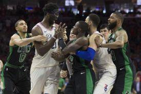 Celtics upend the Sixers 4-1 (Toronto Star)