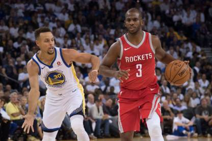 Warriors has poise and experience, but Rockets are hungrier. (Locked on Warriors)