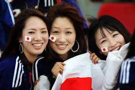 Japan fans (Football Wallpapers)