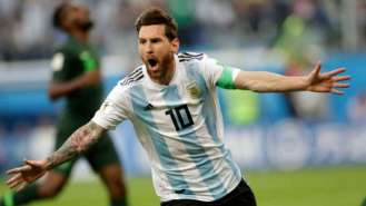 Messi mesmerizes for Argentina (DNA India)