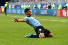 Suarez leads the Uruguayan charge (IBTimes, India)