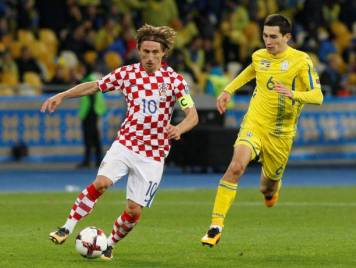 Modric converts for Croatia (Getty Images)