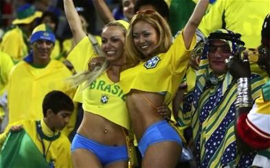 - Brazil sizzles (Telegraph)