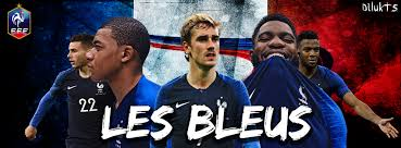 The French Les Bleus (Diluk Tharuka)