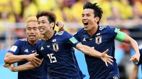 - Japan's Samurai Blue (Sporting News)