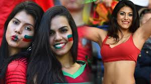 - Portuguese beauties standing out (Silly Season)