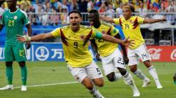 - Jubilation after Colombia makes the Final 16 (Money Control)