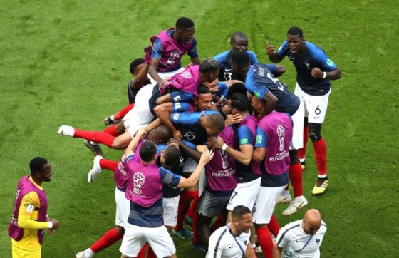- The Frenchies rejoice!!! (Headlines)
