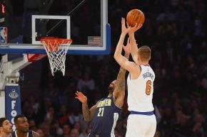 Kristaps Porzingis, deadly inside and out. (SB Nation)
