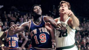 Willis Reed and Dave Cowens provided great under-the-basket action in the 60s-70s. (NBA.com)