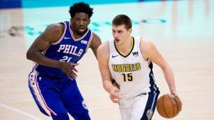 Nikola Jokic and Joel Embiid have stretched defenses to the limit. (ESPN.vom)