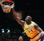 The unstoppable Shaq ONeill (Yahoo!Sports)