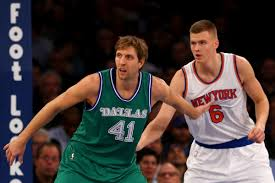 Dirk and Kristaps will be the tag-team to watch in Dallas. (Mavs Moneyball)