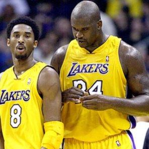 Kobe and Shaq circa late 90s. (Amino Apps)