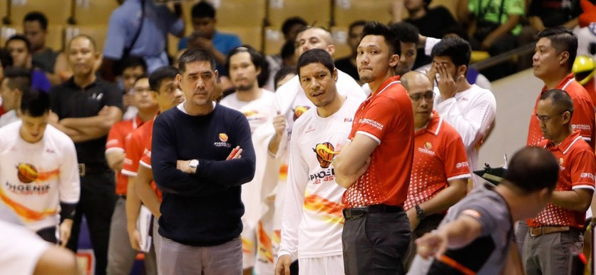 Coach Louie has done wonders in transforming the team's philosophy. (PBA)