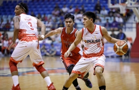 Jasul provides tempered leadership inside the court. (PBA)