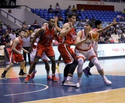 Justin Chua's game has matured on both ends of the court. (PBA)