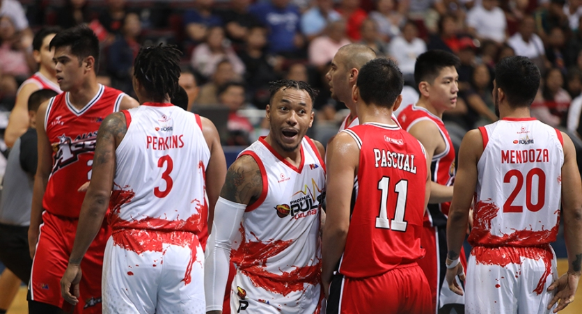 Can play mind games as well. (PBA)