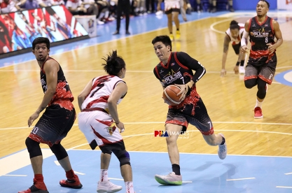 JC Intal gives another 2-way option for the team.