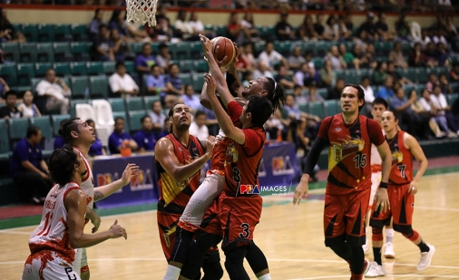 SMB's defense tightened up for the playoffs.