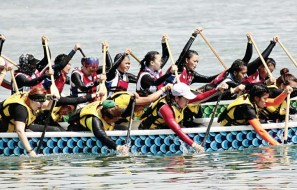Bring back the glory days in dragon boating... (PDBF)