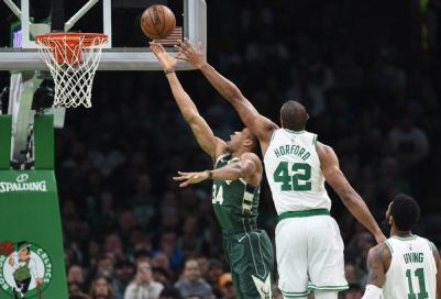 Horford gave Giannis fits in game 1. (New York Times)