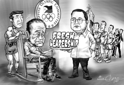 We need new leadership, new ideas, new drive. (ConceptNewsCentral)
