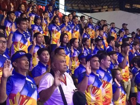 JUstice, Unity, Peace in sports (Cebu Daily News)