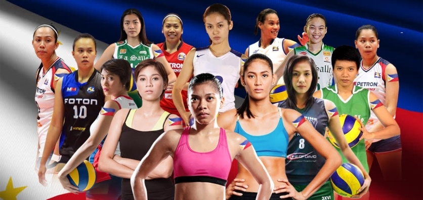 The stars of the distaff side. (Pinoy Athletics)