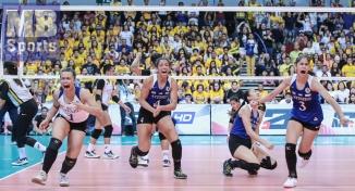 Ateneo takes UAAP Women's crown. (MB Sports Rio Leonelle Deluvio)