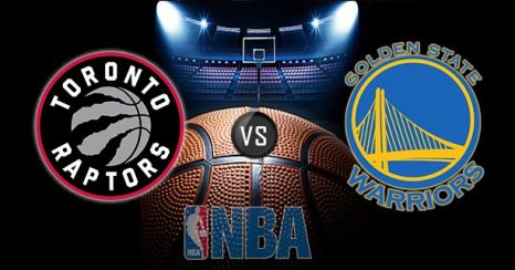 Welcome the the 2019 NBA Finals (Pady.ca)